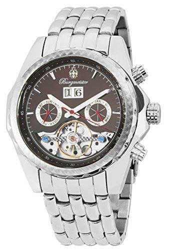 Burgmeister Valencia BM137-191B Herren Automatik Uhr