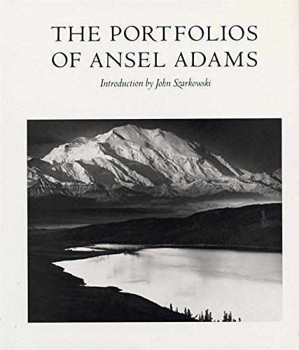 The Portfolios Of Ansel Adams por Ansel Adams