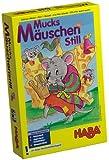 4644 - HABA - Mitbringspiel S - Mucksmäuschenstill