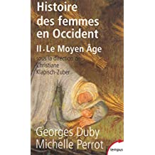 Histoire des femmes en Occident, tome 2 : Le Moyen Âge