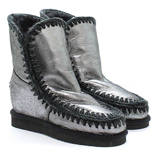 Mou-Botas-Eskimo-Boot-Wedge-Antique-Silver