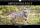 ARTENVIELFALT aus dem Bayerischen Wald (Wandkalender 2020 DIN A4 quer): Faszinierende Tier-Aufnahmen aus dem Bayerischen Wald (Monatskalender, 14 Seiten ) (CALVENDO Tiere) -
