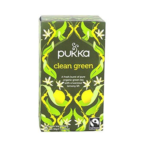 PUKKA - CLEAN GREEN - 30G (CASE OF 4)