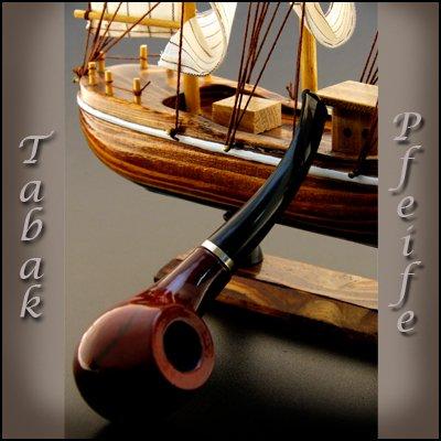 Tubo di tabacco da pipa tabacco da pipa in legno - 006