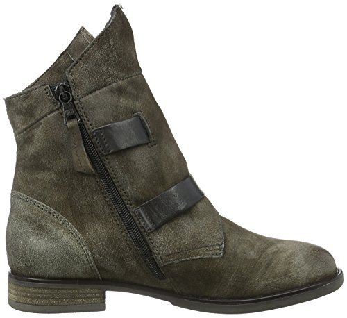 Mjus Damen 650207-0301-6321 Biker Boots Grau (Pepe)