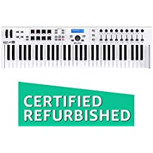 (CERTIFIED REFURBISHED) Arturia Keylab Essential 61 Universal Midi Keyboard
