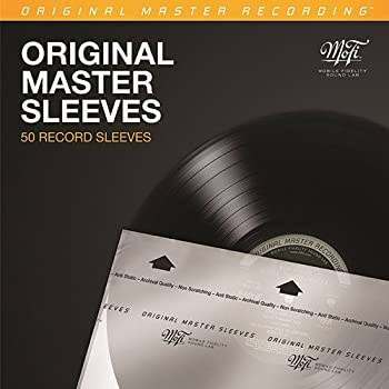 Mobile Fidelity Original Master Record Sleeves 50