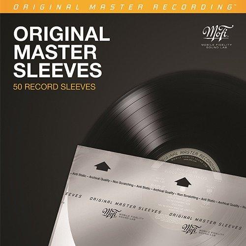Schallplatteninnenhüllen - MFSL Original Master Sleeves | Packungsinhalt: 50 Stück -