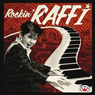 Introducing Rockin' Raffi Arto