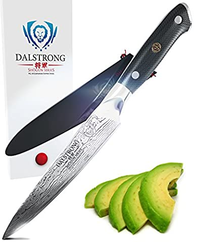 DALSTRONG VG10 Shogun Series Petty Utility Knife,