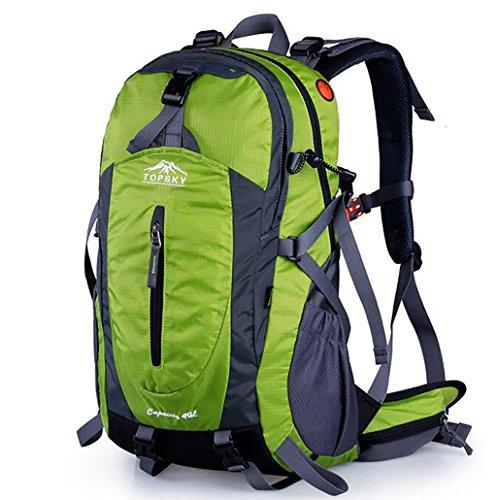 arrampicata all'aperto uomini e donne borsa a tracolla sacchetto esterno di alpinismo zaino turismo all'aria aperta pacchetto di viaggio 3#