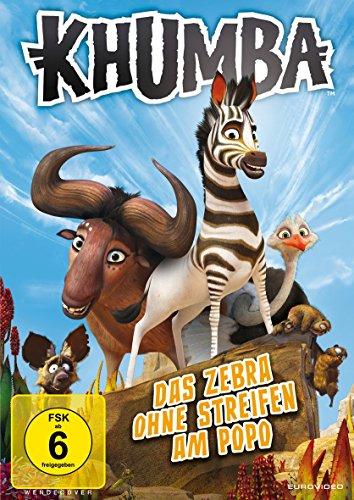 Khumba - Das Zebra ohne Streifen am Popo hier kaufen
