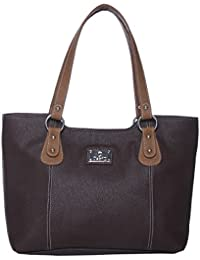 Osaiz PU Leather Shoulder Bag Large Size Zipper Style With 3 Compartments  For Women 1ded9ae861398
