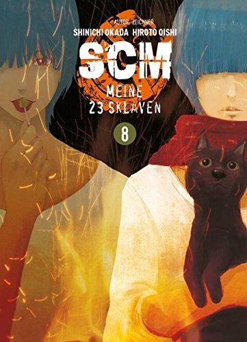 SCM - Meine 23 Sklaven: Bd. 8