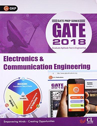 GATE Guide Electronics & Communication Engineering 2018