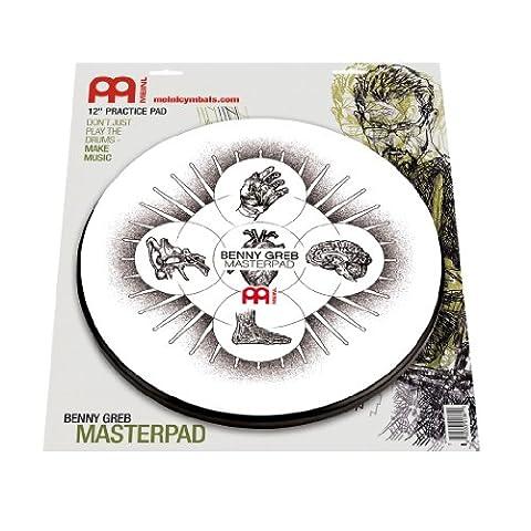 Meinl MPP-12-BG 12 inch Masterpad - Benny Greb