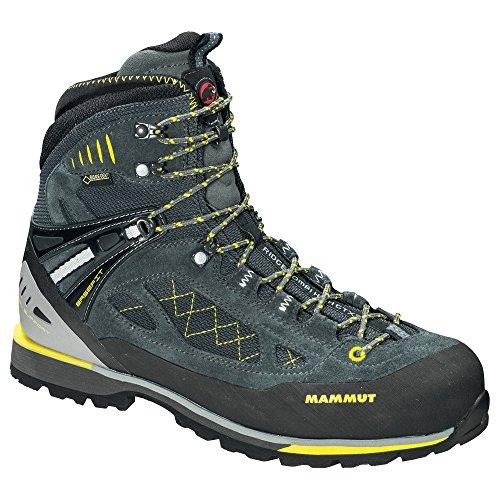 Mammut Ridge Combi High WL GTX® Men (Mountaineering Footwear (Strap  Crampon))