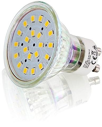 LED Spot Light Bulb GU10MR163W - comparable