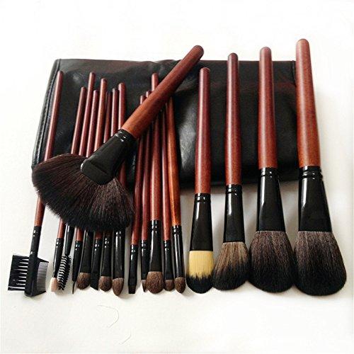 LButy Pinselsets 18 Make-up Pinsel Set Professionelle Make-up Artist Make-up Set Pinsel Voll Make-up Schönheit machen