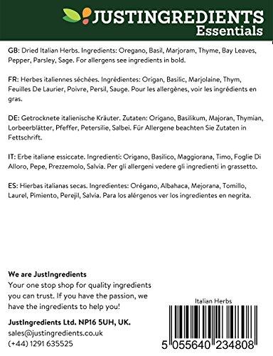 JustIngredients Essentials Italian Herbs 1 kg