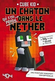 Un chaton dans le Nether par Cube Kid