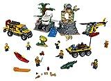 LEGO City 60161 - Dschungel-Forschungsstation für LEGO City 60161 - Dschungel-Forschungsstation