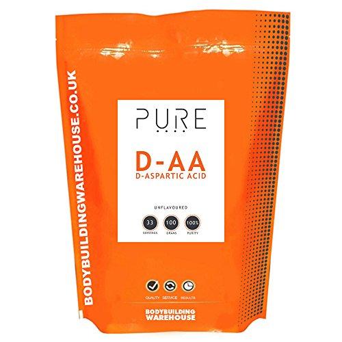 Puro Acido D-Aspartico ( Daa) -unflavoured-100g