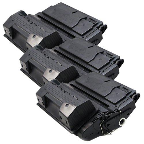 3x Laser-Toner XXL Schwarz kompatibel zu HP Q1339A 4300 4300DTN 4300DTNS 4300DTNSL 4300N 4300TN PlatinumSerie 4300tn Laser