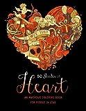 Libros Descargar en linea 50 Shades of Heart An Amorous Coloring Book for People in Love by Meg Rita Grunt 2016 03 21 (PDF y EPUB) Espanol Gratis