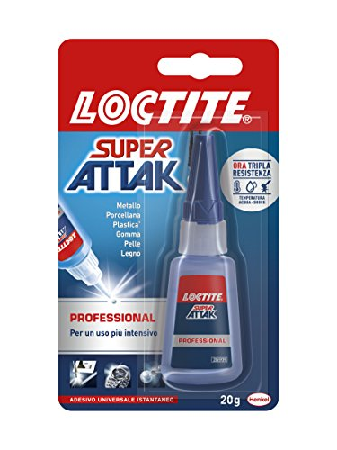Loctite, 2048075, Super Attak Professional, 20g