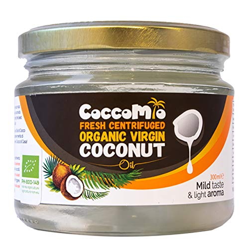 Frisch Zentrifugiertes Organisches Kokosnuss - 300ml -