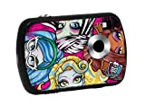 Lexibook DJ017MH - Fotocamera digitale Monster High, 1,3 Megapixel