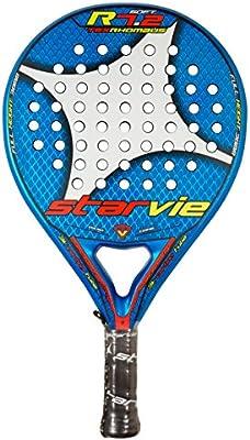 StarVie R 7.2 Tex Rhombus 2016 - Pala de pádel, color azul, 360 gramos