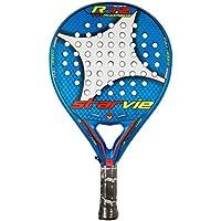 StarVie R 7.2 Tex Rhombus 2016 Pala de pádel, Unisex Adulto, Azul, 360