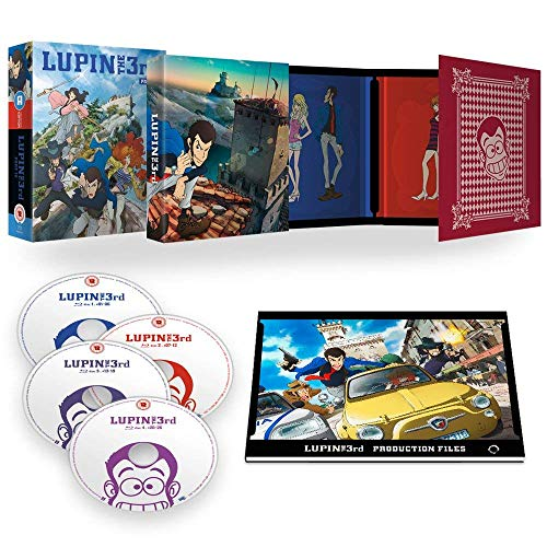 The Collectors Ray Lupin Bdblu 3rd2015Complete Series bYf67gy