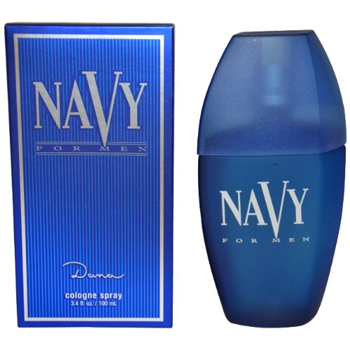 Navy Cologne Spray (Dana Navy Cologne Spray for Men, 3.4 Ounce by Dana)