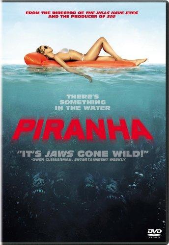 Piranha by Elisabeth Shue