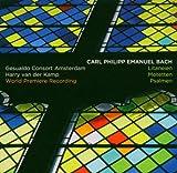 Carl Philipp Emanuel Bach: Litaneien,Motetten,Ps -