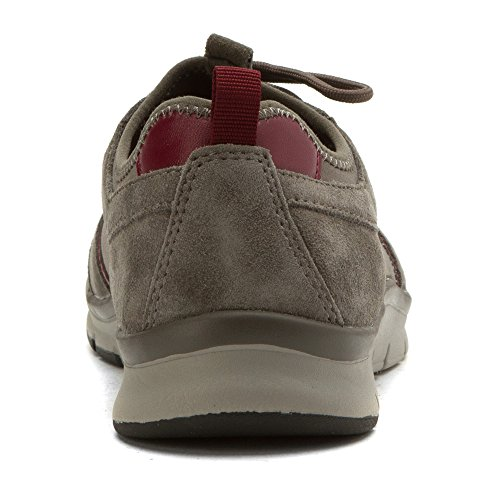 Easy Spirit Felidia Wildleder Wanderschuh MD Grey