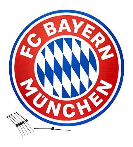 Fansat Satcover für Deine Satellitenschüssel - Bayern München Logo 88cm