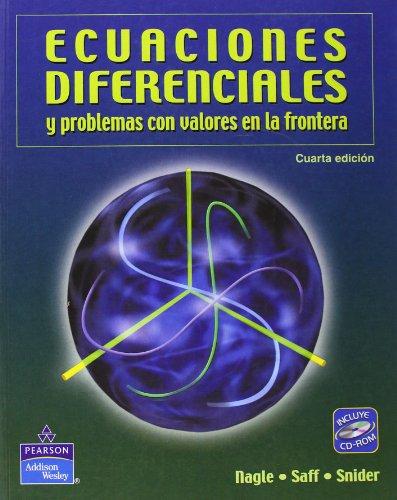 Ecuaciones Diferencias y Problemas De Valores por nagle