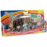 Looney Tunes Figure 5 Pack - Bugs Bunny, Lola Bunny, Daffy Duck, Porky Pig and Elmer Fudd by The Bridge Direct
