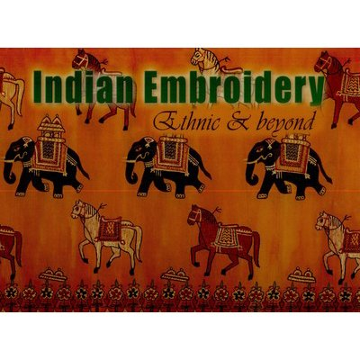 Indian Embroidery Ethnic Beyond Pdf Online Kallistossree