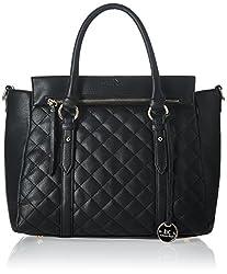 Diana Korr Womens Handbag (Black) (DK38HBLK)