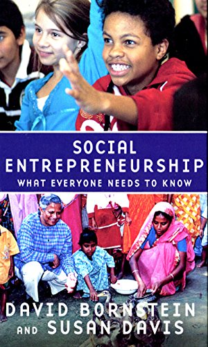 Social Entrepreneurship: What Everyone Needs to Know® (English Edition)