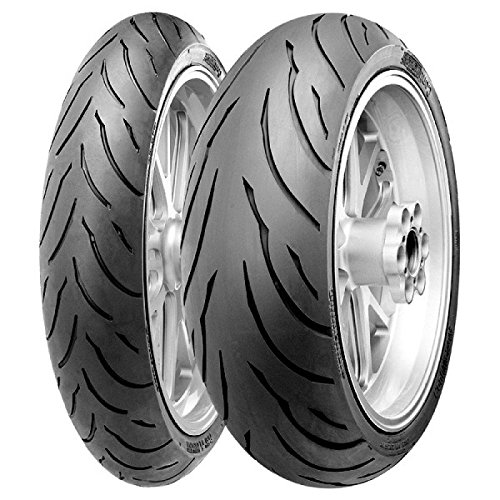 Conti Motion Reifen, 120/70ZR17, 180/55ZR17, 1Paar