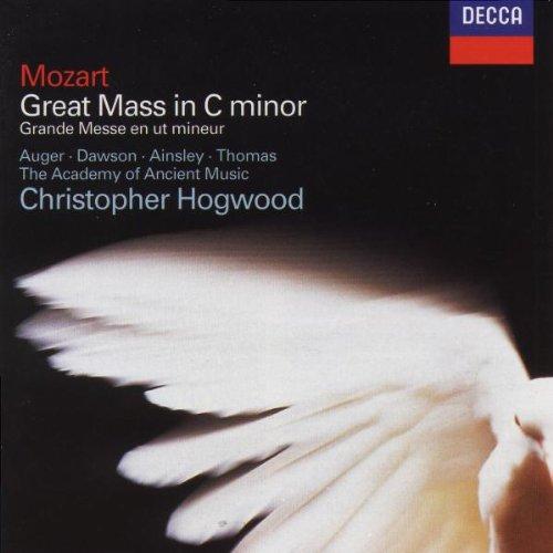 Mozart-Messa Do Min.-Hogwood/a