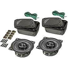 Pannello per autoradio doppio DIN nero tomzz Audio 2439-139/