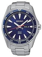 Seiko Reloj SNE391P1 43 mm de Seiko