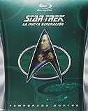 Star Trek: La Nueva Generación - Temporada 4 [Blu-ray]